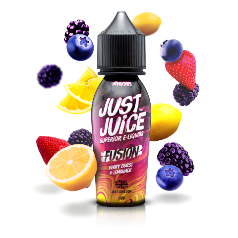 Limited Edition Fusion Shortfill eLiquid from Just Juice