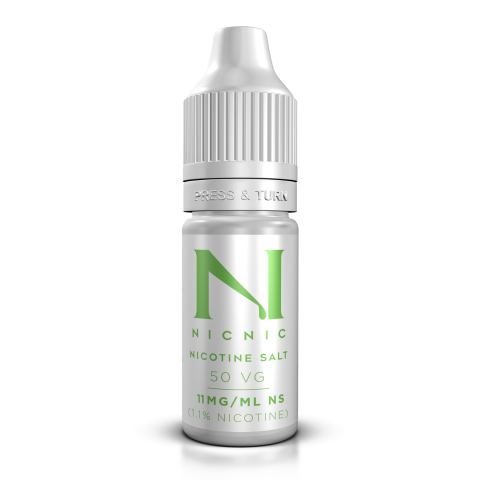Nic Nic 50vg - 11mg/ml Nicotine Shot
