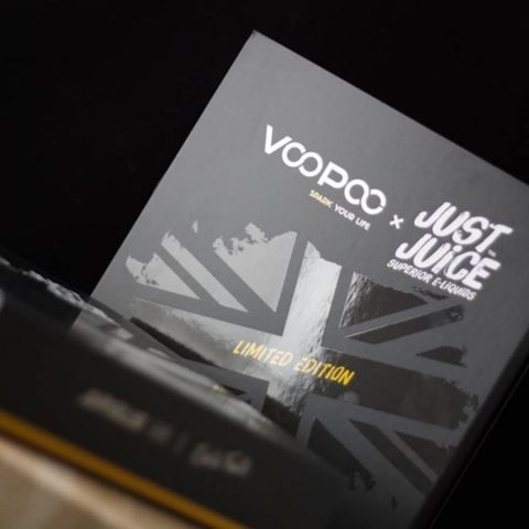 Just Juice x VooPoo Limited Edition Kit