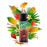 Strawberry & Curuba Shortfill eLiquid by Just Juice