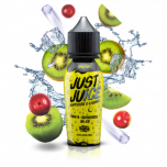 Kiwi & Cranberry on Ice Shortfill eLiquid from Just Juice