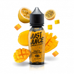 Mango & Passion Fruit Shortfill eLiquid from Just Juice