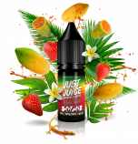 Strawberry & Curuba 50/50 exotic fruits eLiquid by Just Juice
