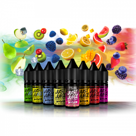 Just Juice 50/50 eliquids