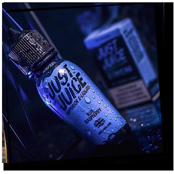 Just Juice Nic Salt Blue Raspberry