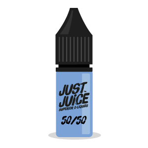 Just Juice 50/50 eliquid Bottle