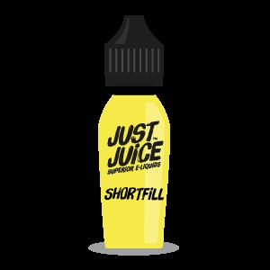 Just Juice Shortfill eliquid Bottle