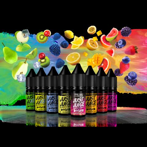 Just Juice 50/50 eliquids