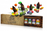 Limited Edition Exotic Fruits Nic Salt Box