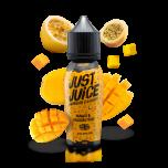 Mango & Passion Fruit Shortfill eLiquid from Just Juice